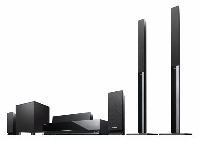 Sony BDV-E870 - kino domowe z głośnikami 5.1