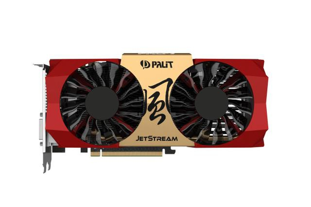 Palit GeForce GTX 760 JetStream 2