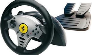 Thrustmaster Ferrari Universal Challenge - dobra kierownica w przystępnej cenie