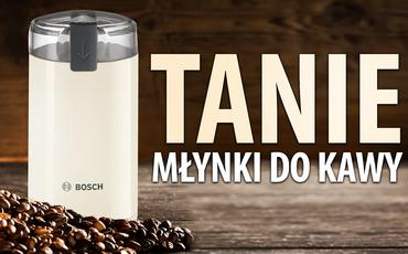 Jaki tani młynek do kawy do 100 zł?  TOP 7 