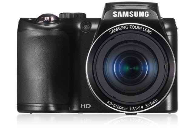 Samsung WB100 – nowy aparat z 26-krotnym zoomem i ultraszerokokątnym obiektywem