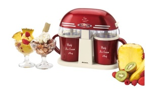 Ariete Twin Ice Cream Maker