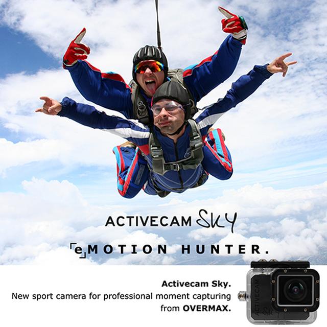 Osiągnij horyzonty swoich możliwości z ActiveCam SKY