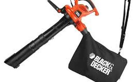 Black&Decker GW3030 - Pozbądź Się Nadmiaru Liści