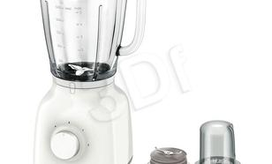 Blender stojący Philips HR2106/00 (400W/Biało-beżowy)
