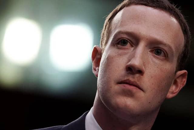 Mark Zuckerberg - szef i założyciel Facebooka