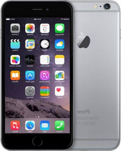 Apple iPhone 6s 16GB Space Grey REFURBISHED (MKQJ2B/A-RFB)