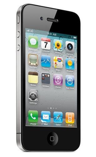 iPhone 4 Black 16GB (Polskie Menu i słownik T9)