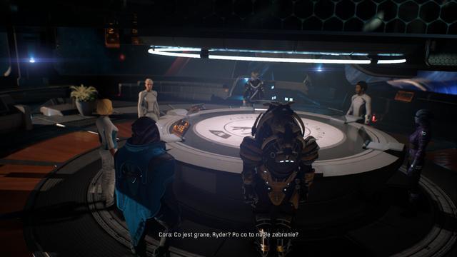Mass Effect: Andromeda - Decyzje