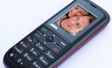 myPhone 2050 handy [TEST]