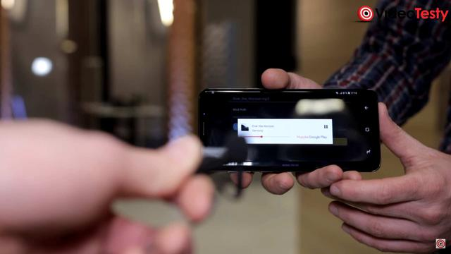 Dźwięk w Samsung Galaxy S9