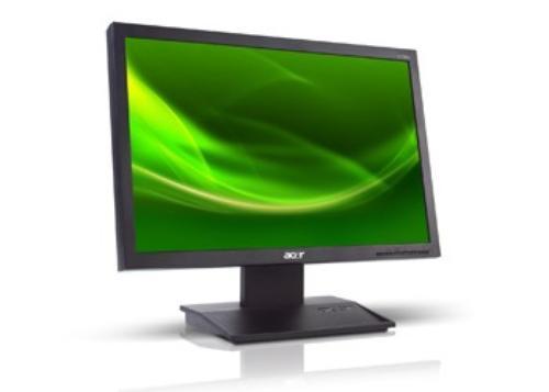 Acer 18.5'' Monitor V193HQLHb 47cm 16:9 LED HD 5ms 100M:1 czarny