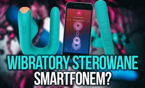 Wibratory Sterowane Smartfonem? Mystery Vibe na #IFA2017
