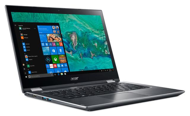Acer Spin 3 - CES 2018