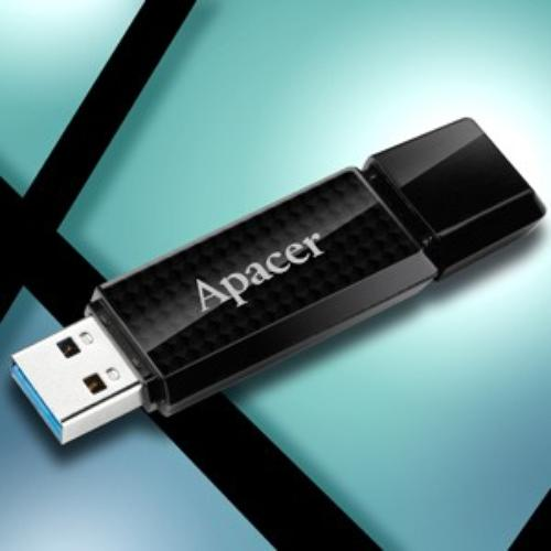 Apacer Flash Drive AH352 32GB USB 3.0 Black