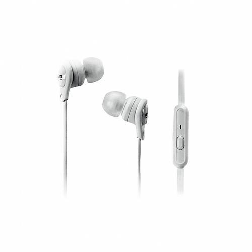 TDK Słuchawki douszne z mikrofonem IP150 białe