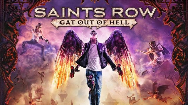 Gameplay Saints Row Gat out of Hell