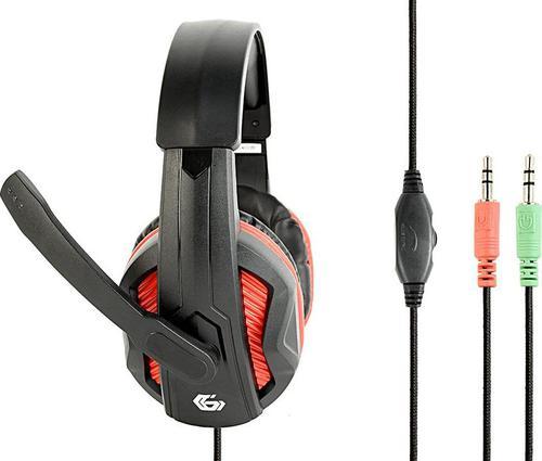 Gembird gamingowe z regulajcą głośności GHS-03-GHS-03