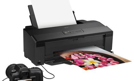 Epson SP 1500W - prezentacja bezprzewodowej drukarki fotograficznej