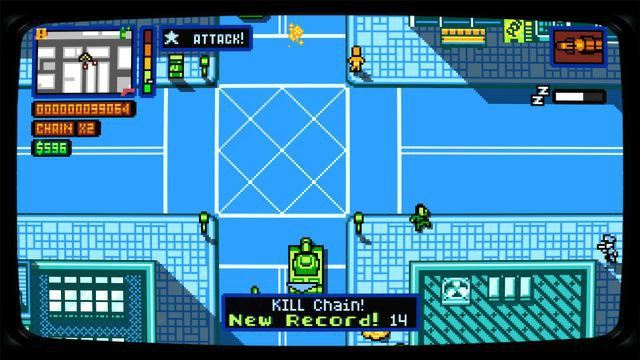 Retro City Rampage DX 5