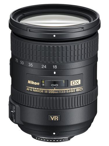 Nikon AF-S 18-200 f/3.5-5.6 G DX VR II