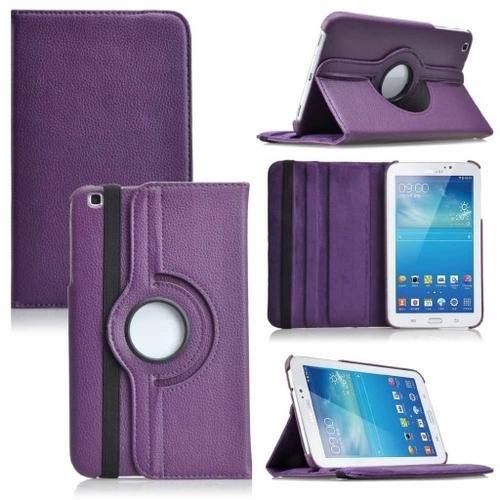 "WEL.COM Etui obrotowe Samsung Galaxy Tab Pro 8.4"" fioletowe"