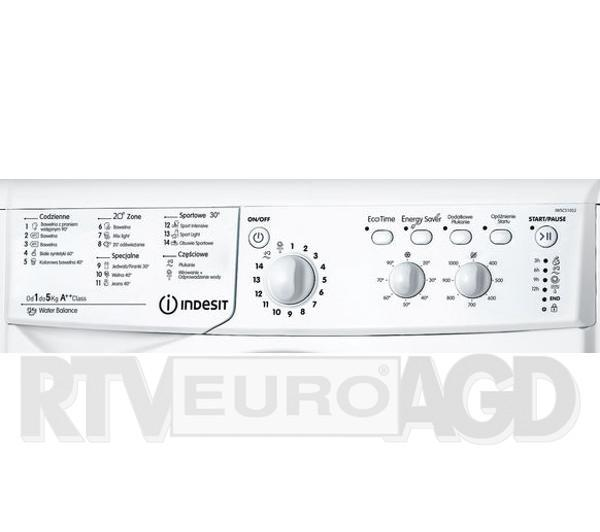 Indesit IWSC 51052 C ECO PL
