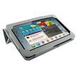 4World Etui ochronne/Podstawka do Galaxy Tab 2, Folded Case, 7'', szare