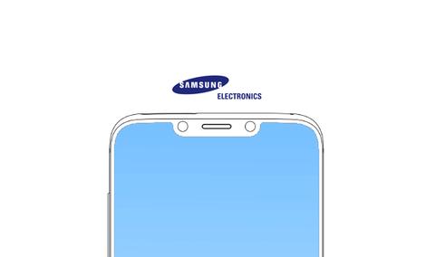 Samsung niczym Apple - Czy pojawi się Notch?
