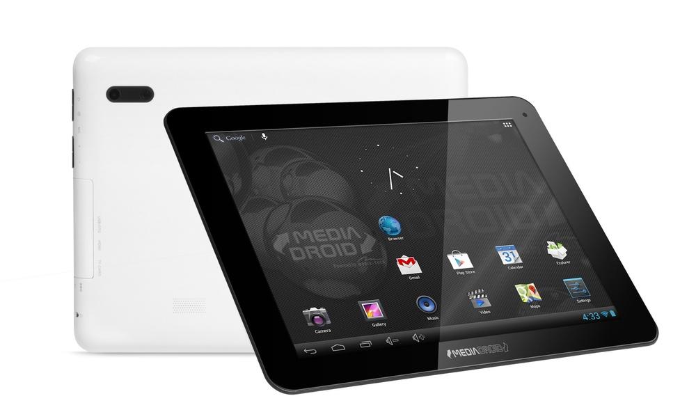 IMPERIUS TAB 10 3G MT7012 - nowy tablet Media-Droid z wbudowanym modemem 3G