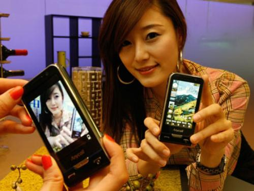 Samsung Haptic 8M