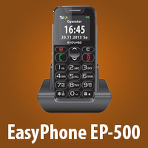 EasyPhone EP-500  jako prezent na dzień ojca 2018