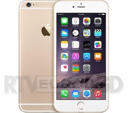 Apple iPhone 6s Plus 128GB (złoty)