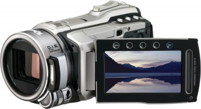 JVC GZ-HM1SEU – nowa kamera na kartę pamięci