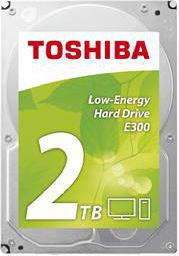 Toshiba E300 Low-Energy 3.5 2TB
