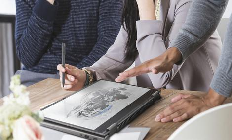 Lenovo Yoga 720 i Yoga 520 – Dwa Laptopy, Mnóstwo Zastosowań