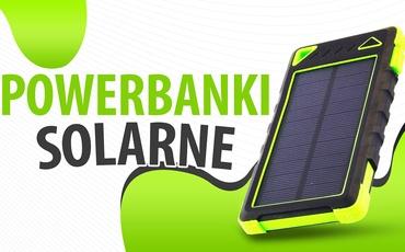 Powerbank solarny | TOP 5 |