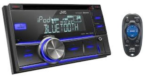 JVC KW-R600BT