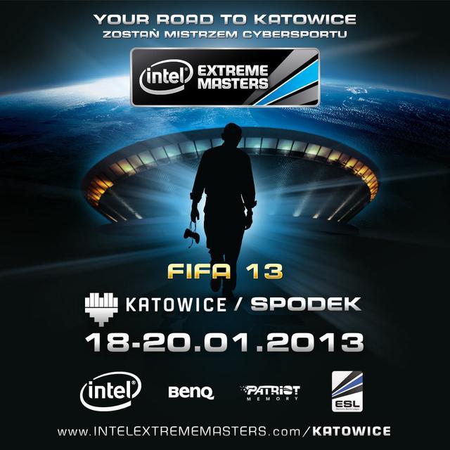 Intel Extreme Masters Katowice - 18-20 stycznia 2013