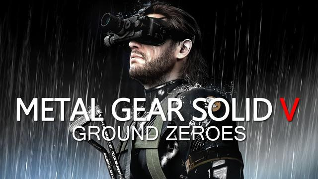 Gameplay Metal Gear Solid V: Ground Zeroes
