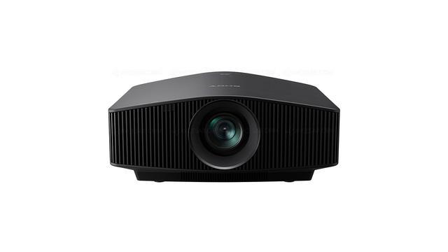 projektor kina domowego z obrazem 4K HDR