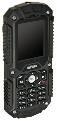 TELEFON myPhone HAMMER czarny