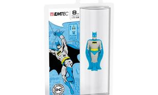 EMTEC USB Drive 8GB Super Heroes BATMAN