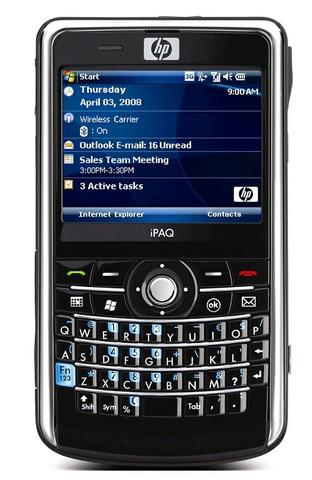 hp mobile