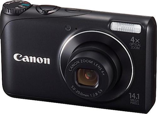 CANON PowerShot A2200 (CZARNY)