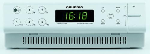 Grundig Radiobudzik Grundig SC690