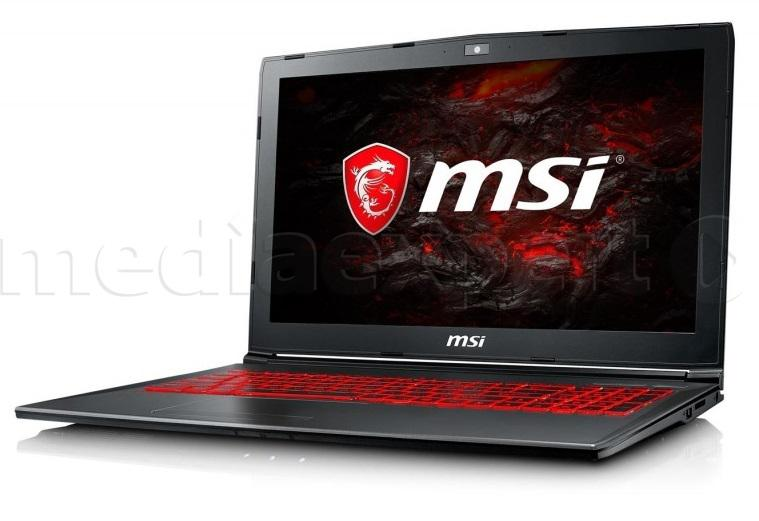 MSI GV62 8RC-017XPL DOS/i5-8300H/8GB/1T/GTX1050/15.6 FHD Anti-Glare