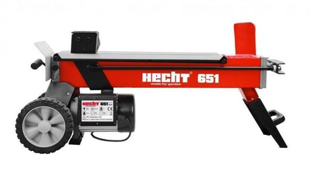 HECHT 651 łuparka do drewna kominkowego