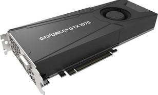 PNY Technologies GTX 1070 8GB BLOWER 8GB GDDR5, 256-bit