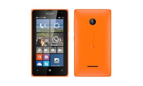Microsoft Lumia 532 Dual SIM Orange